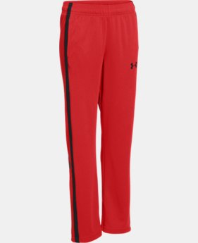 Boys' UA Champ Warm-Up Pants