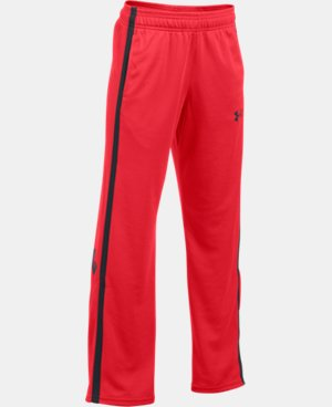 Boys' UA Champ Warm-Up Pants LIMITED TIME OFFER + FREE U.S. SHIPPING 1 Color $17.99 to $22.99