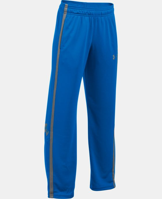Boys' UA Champ Warm-Up Pants LIMITED TIME OFFER + FREE U.S. SHIPPING 1 Color $22.99