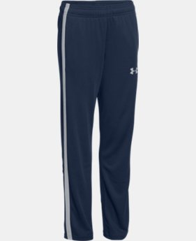 Boys' UA Champ Warm-Up Pants  1 Color $22.99