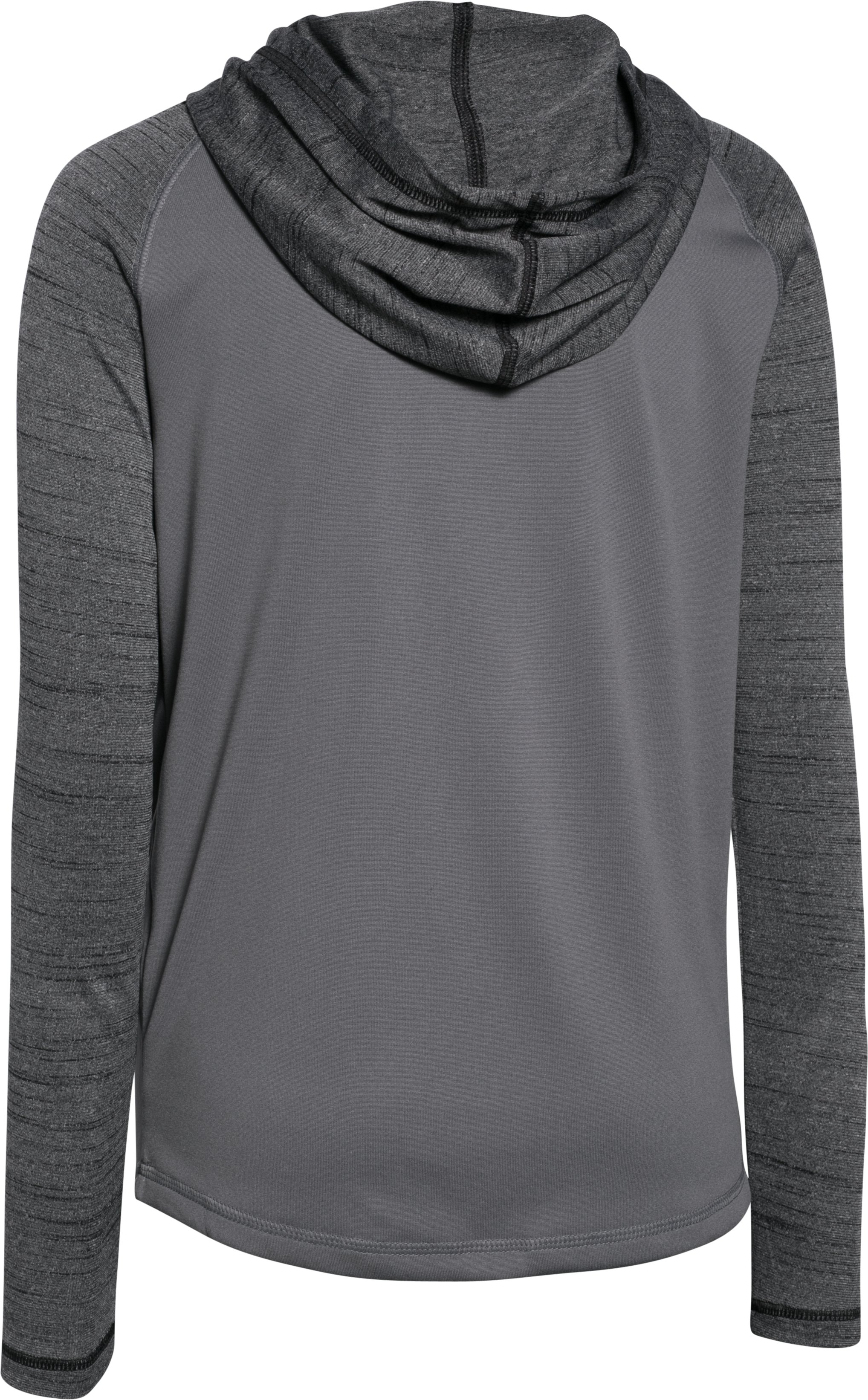 Boys' UA Tech™ Hoodie, Graphite, undefined