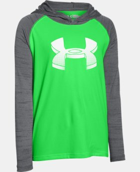 Boys' UA Tech™ Hoodie LIMITED TIME: FREE SHIPPING 1 Color $34.99