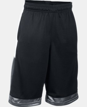 New Arrival Boys' UA Baseline Basketball Shorts LIMITED TIME: FREE SHIPPING 2 Colors $24.99