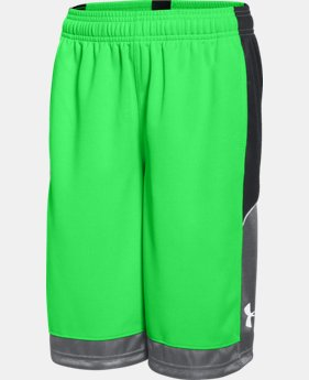 New to Outlet Boys' UA Baseline Basketball Shorts   $18.99