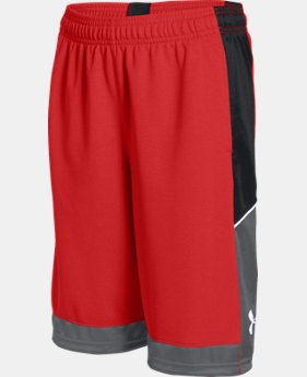 New to Outlet Boys' UA Baseline Basketball Shorts  1 Color $18.99