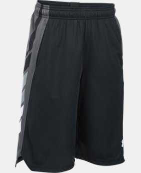 Boys' UA Select Basketball Shorts LIMITED TIME: FREE SHIPPING 4 Colors $34.99