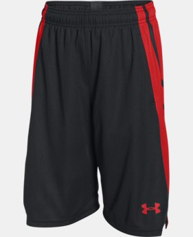 Boys' UA Select Basketball Shorts  4 Colors $26.99 to $34.99