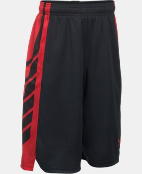 Best Seller Boys' UA Select Basketball Shorts LIMITED TIME: FREE SHIPPING 4 Colors $29.99