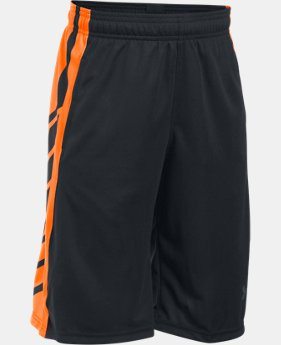 New Arrival Boys' UA Select Basketball Shorts  5 Colors $22.99 to $29.99