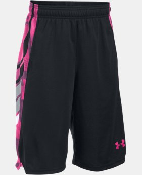 New Arrival Boys' UA Select Basketball Shorts  1 Color $22.99 to $29.99