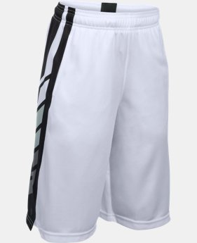 New Arrival  Boys' UA Select Basketball Shorts  1 Color $26.99 to $34.99