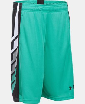 Boys' UA Select Basketball Shorts   $17.99 to $22.99