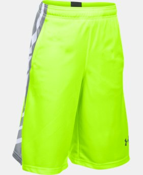New to Outlet Boys' UA Select Basketball Shorts LIMITED TIME: FREE U.S. SHIPPING 3 Colors $17.24 to $22.99