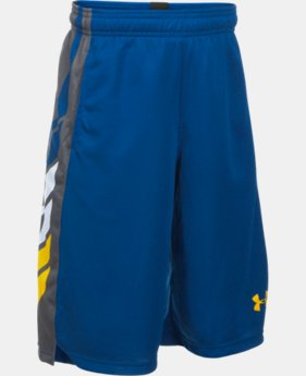 Boys' UA Select Basketball Shorts