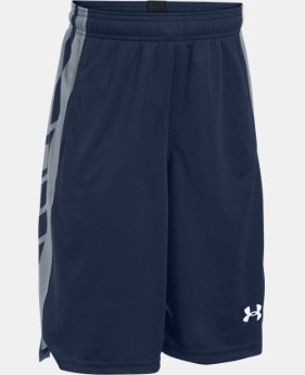 New Arrival  Boys' UA Select Basketball Shorts   $34.99