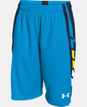 Boys' UA Select Basketball Shorts   $17.24