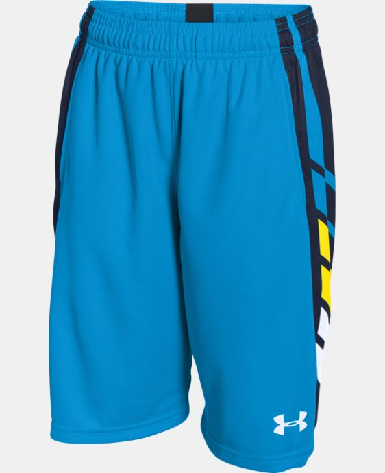 Boys' UA Select Basketball Shorts LIMITED TIME: FREE SHIPPING 2 Colors $20.24 to $26.99