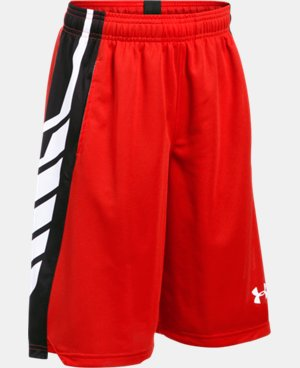 New Arrival Boys' UA Select Basketball Shorts   $29.99