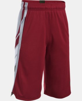New Arrival Boys' UA Select Basketball Shorts  1 Color $29.99
