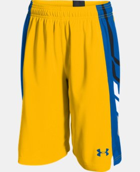 Boys' UA Select Basketball Shorts  1 Color $20.24 to $26.99