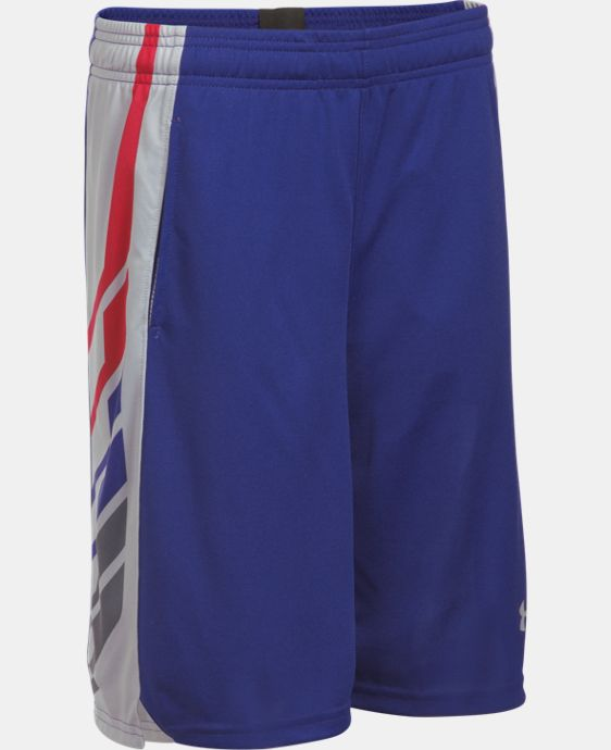 New to Outlet Boys' UA Select Basketball Shorts   $17.24 to $22.99