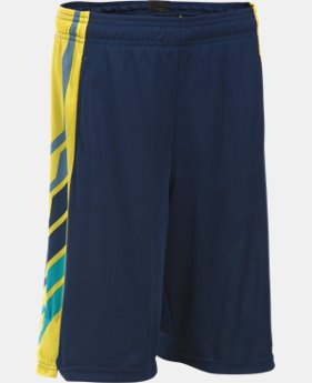 New to Outlet Boys' UA Select Basketball Shorts  1 Color $17.24