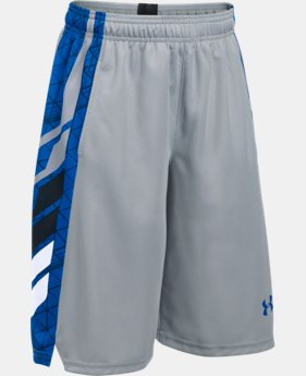 Boys' UA Select Basketball Shorts LIMITED TIME: FREE SHIPPING 3 Colors $20.24 to $26.99