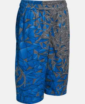 Boys' UA Backboard Shatter Basketball Shorts   $39.99