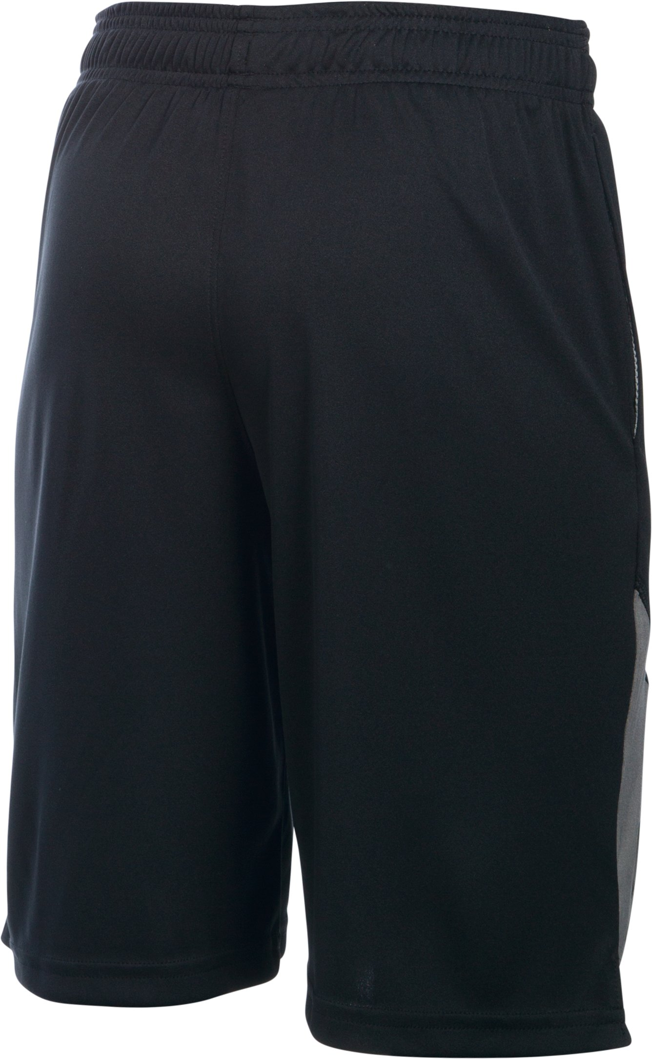 Boys' UA Tech™ Prototype Shorts, Black