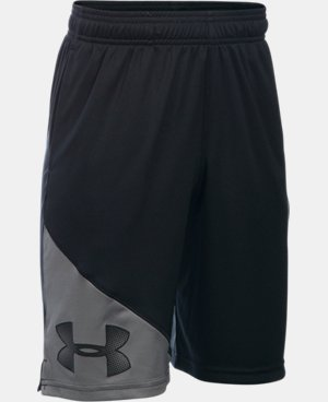 New Arrival  Boys' UA Tech™ Shorts LIMITED TIME: FREE SHIPPING 2 Colors $22.99