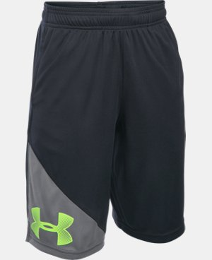 New to Outlet Boys' UA Tech™ Shorts LIMITED TIME: FREE U.S. SHIPPING 2 Colors $13.99 to $14.99