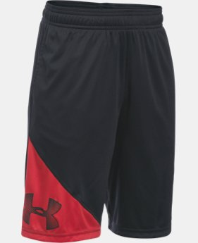 Boys' UA Tech™ Prototype Shorts  6 Colors $22.99