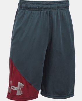 Boys' UA Tech™ Shorts  1 Color $17.99