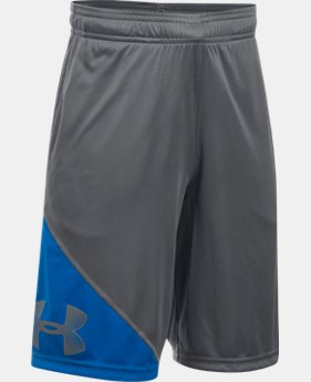 Boys' UA Tech™ Prototype Shorts LIMITED TIME: FREE SHIPPING 11 Colors $22.99