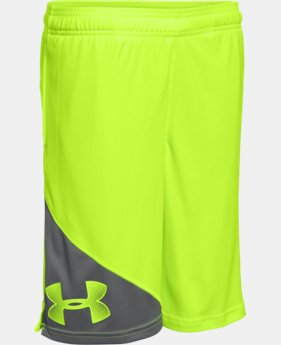Boys' UA Tech™ Prototype Shorts  1 Color $13.49
