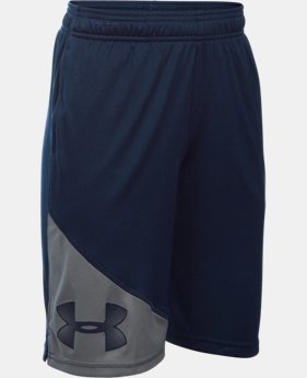 Boys' UA Tech™ Shorts  1 Color $19.99