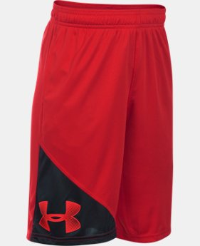 Boys' UA Tech™ Shorts LIMITED TIME: FREE U.S. SHIPPING 1 Color $19.99