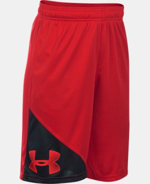 New Arrival  Boys' UA Tech™ Shorts LIMITED TIME: FREE SHIPPING 4 Colors $22.99