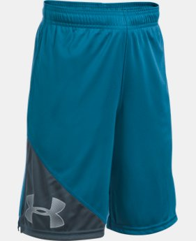Boys' UA Tech™ Shorts LIMITED TIME: FREE U.S. SHIPPING 1 Color $13.99 to $14.99