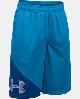Boys' UA Tech™ Shorts LIMITED TIME: FREE SHIPPING 3 Colors $22.99