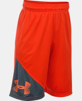 Boys' UA Tech™ Shorts  2 Colors $19.99