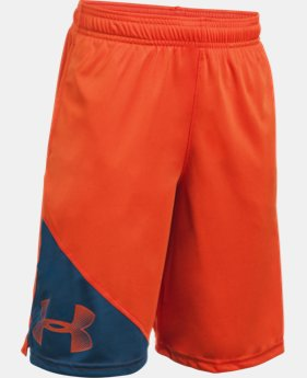 Boys' UA Tech™ Prototype Shorts  3 Colors $11.25