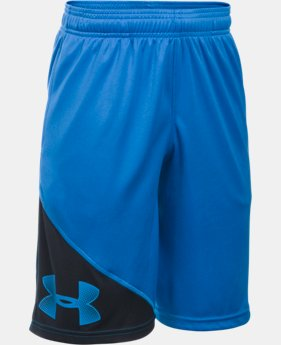New Arrival  Boys' UA Tech™ Shorts LIMITED TIME: FREE SHIPPING 1 Color $22.99