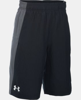 Boys' UA Evade Woven Shorts LIMITED TIME: FREE SHIPPING 1 Color $29.99