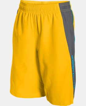 New to Outlet Boys' UA Skill Woven Shorts LIMITED TIME: FREE U.S. SHIPPING 1 Color $17.24 to $22.99