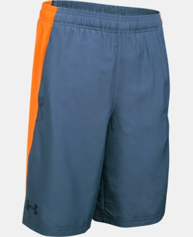 Boys' UA Evade Woven Shorts  1 Color $22.99