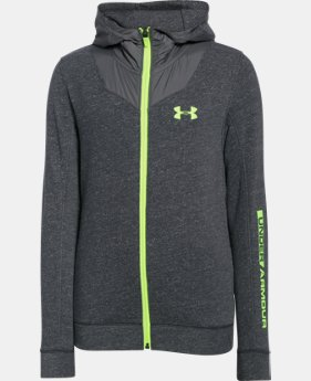 Boys' UA Link Hoodie  2 Colors $31.49 to $41.99
