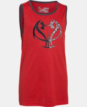 Boys' UA Run 'N Gun Tank  1 Color $22.99 to $29.99