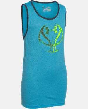 Boys' UA Run 'N Gun Tank   $29.99
