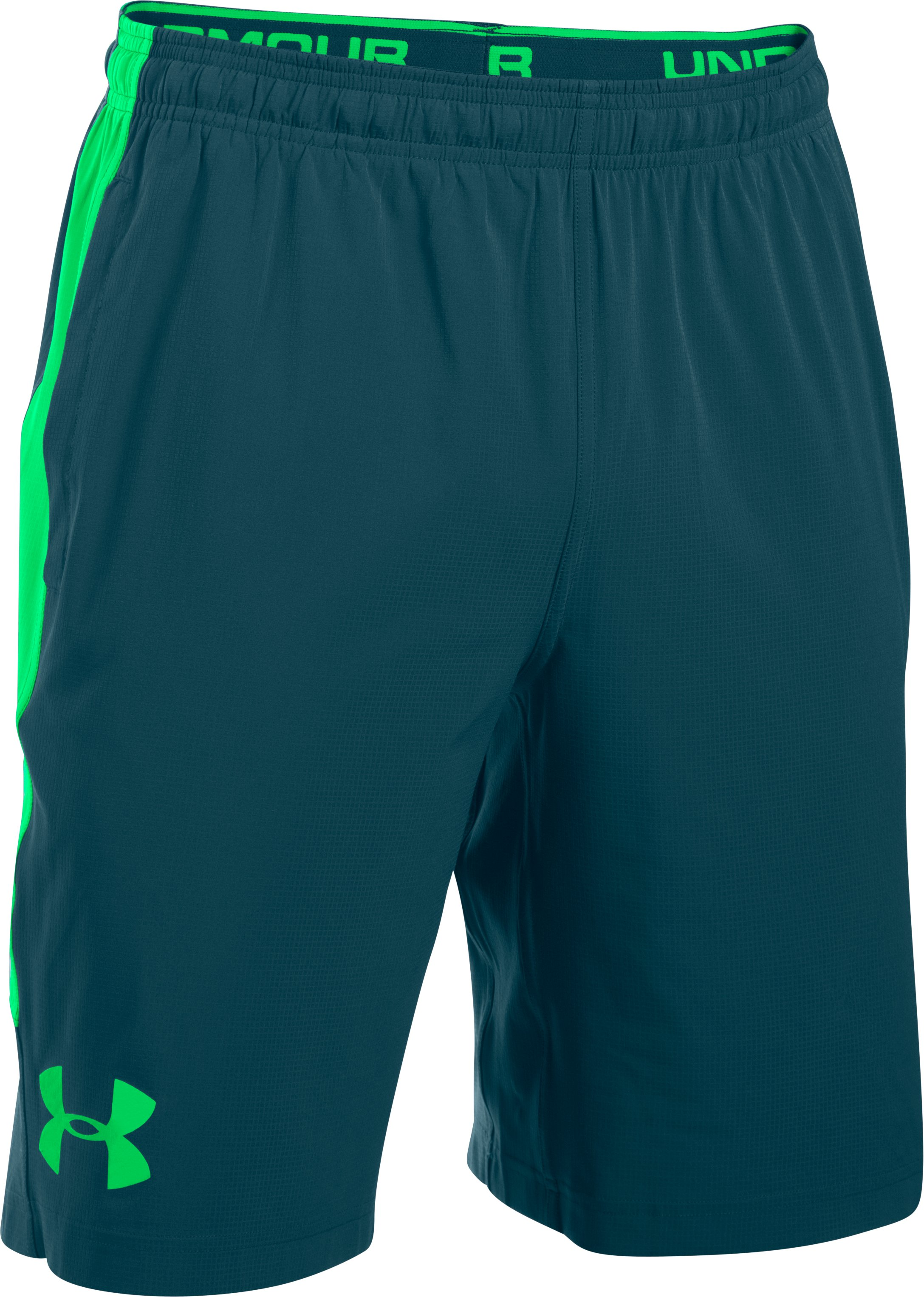 Men's UA Scope Shorts, NOVA TEAL